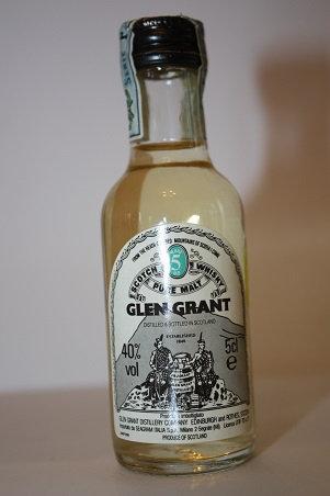 Glen Grant 5 years