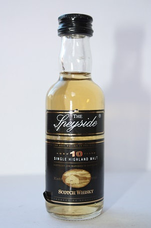 The Speyside 10 years