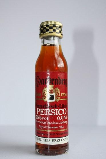 Hardenberg sauerkirsch-likor persico
