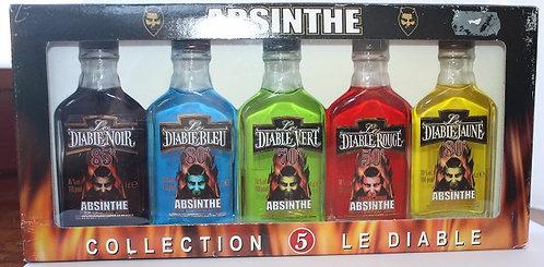 Н25 (Absinth Diable)