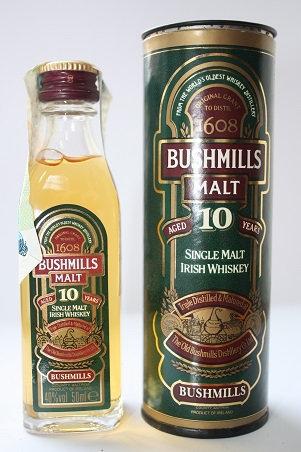 Bushmills Malt 10 years old