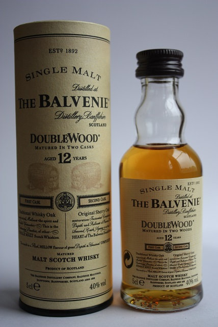 The Balvenie 12 years