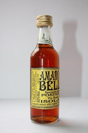 Amaro alla Rugola Bellischia