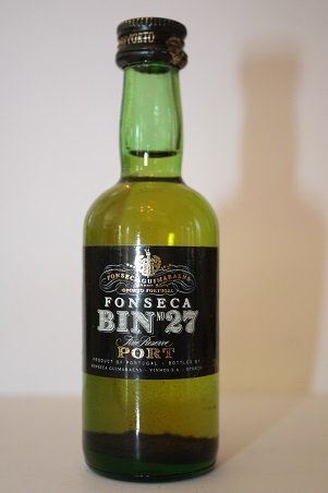 BIN №27 Fonseca fine reserve porto