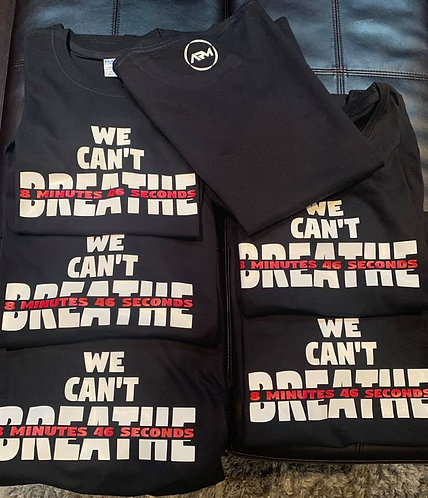 We Cant Breathe T-Shirt