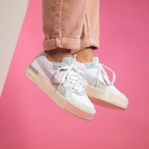 Puma Cali Sport Mix Wns 女裝復古運動鞋