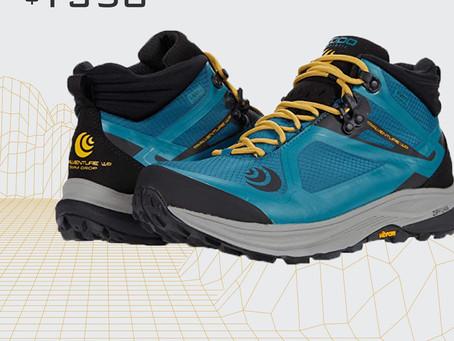 【防水登山靴🥾Topo Trailventure WP】
