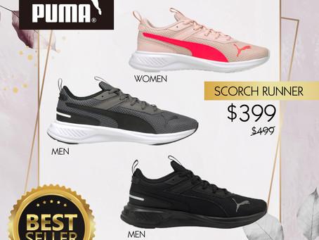 【至強性價比🤑Puma Scorch Runner 運動鞋】