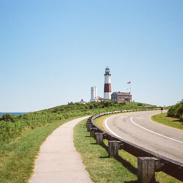 the montauk lighthouse