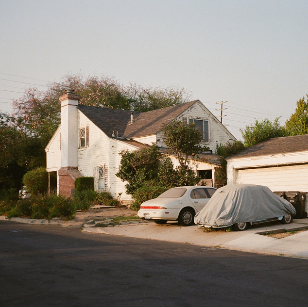 suburban ghost