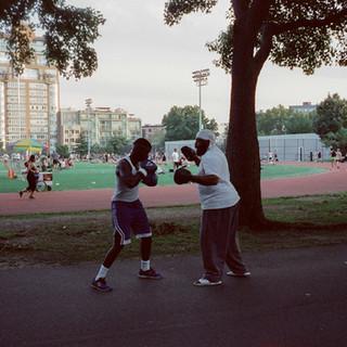park practice