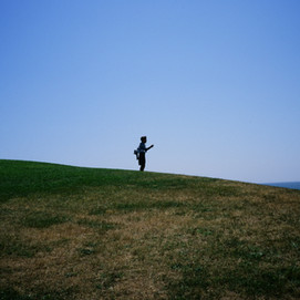 prince on a hill