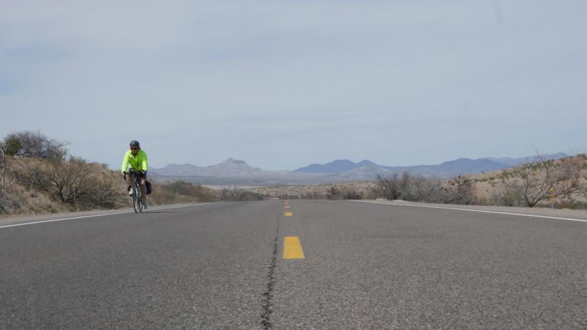 Nahla Cycling america long road.jpeg