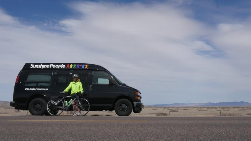 Nahla Cycle and van.jpg