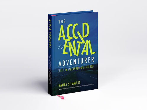 The Accidental Adventurer - Soft cover