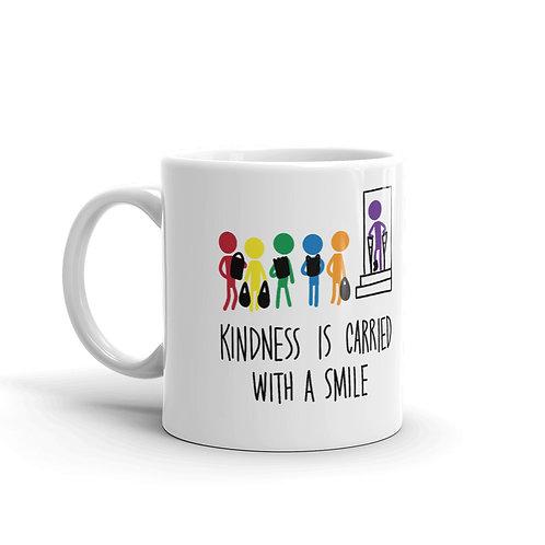 Mug - Carried with a smile
