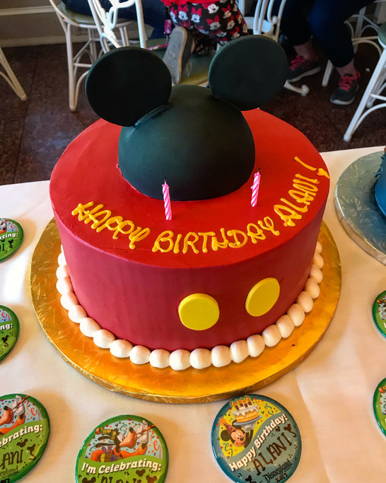 Wondrous Birthday Celebration At Disneyland Resort Funny Birthday Cards Online Chimdamsfinfo