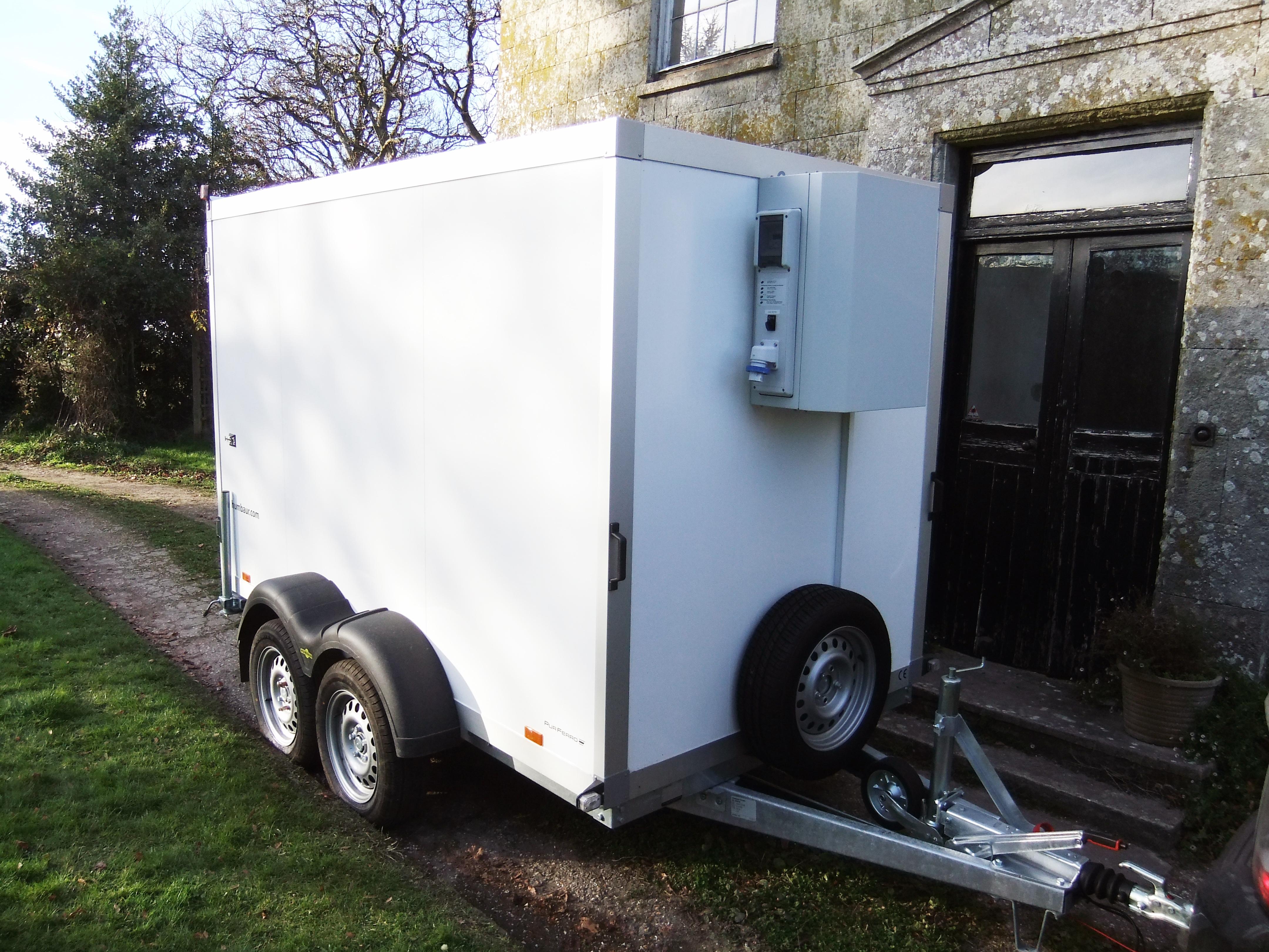 Modern Refrigeration