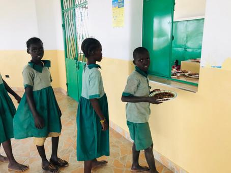 Nueva cocina y comedor en Turkana gracias a vosotros, celebraters