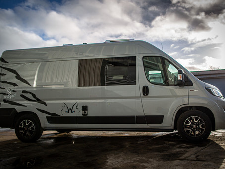 Home on Wheels. How would you design yours?