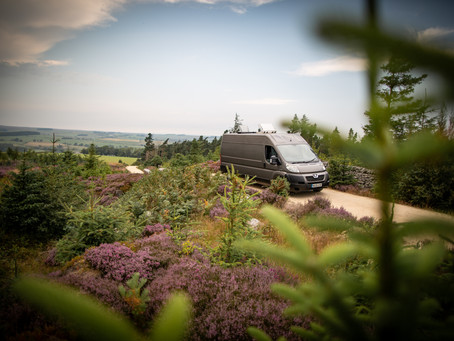 FALL IN LOVE WITH AUTUMN IN A COSY CAMPER