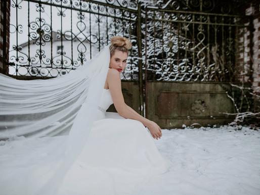 Kam pro ty nejkrásnější svatební šaty?