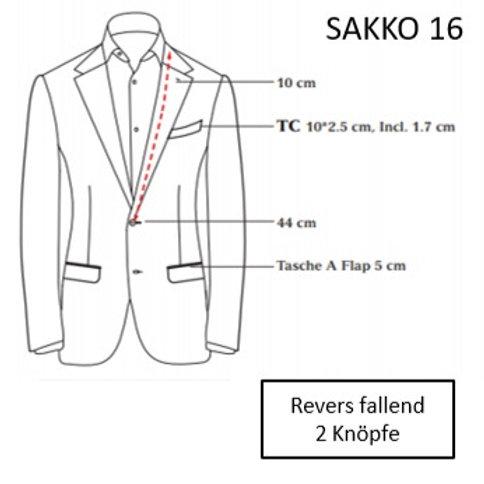 Sakkoform 16