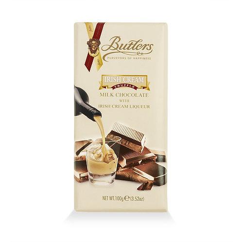 """Butlers Tafelschokolade """"Irish Cream"""""""