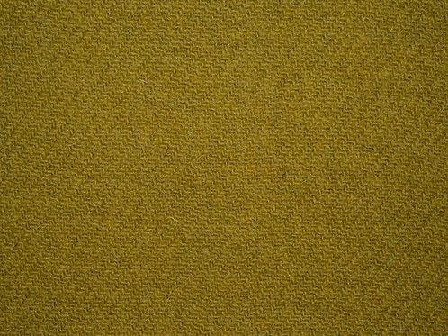 """Original Harris Tweed Meterware """"Mustard"""" warm Senffarben"""