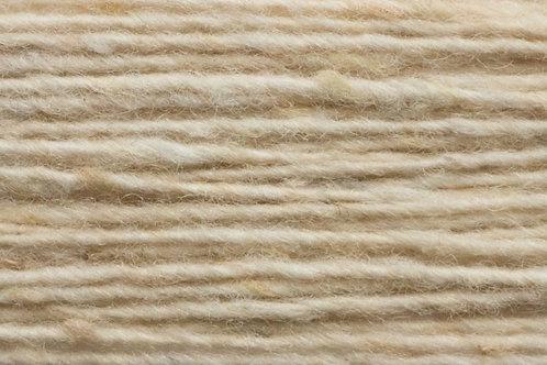 100% Irische Merinowolle Softe Strickwolle Natur