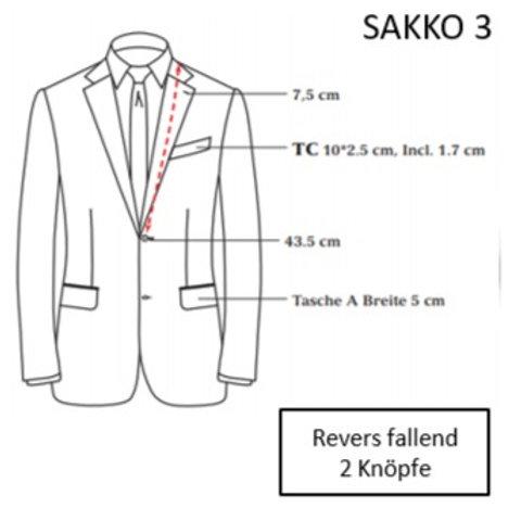 Sakkoform 3