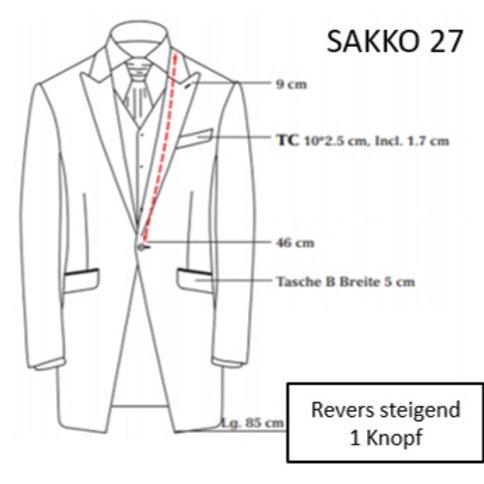 Sakkoform 27