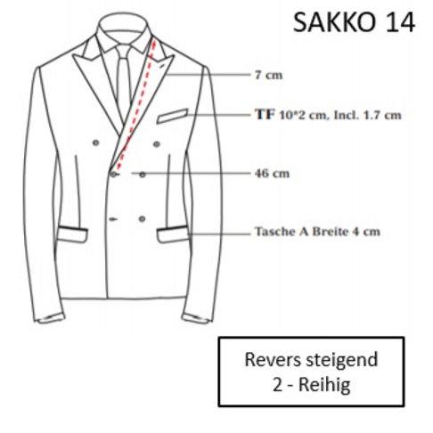 Sakkoform 14