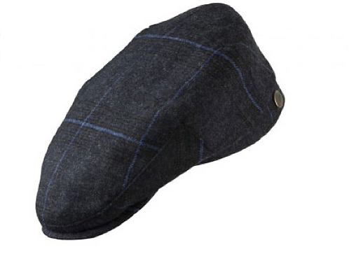 "Stafford Donegal Tweed Schiebermütze ""Limerick Night"""