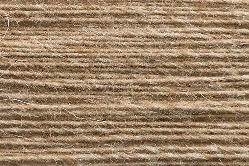 Alpaka Tweed feines Strick Wollgarn Cornfield (Beige)