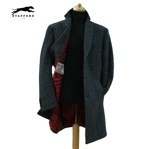"Stafford Harris Tweed Herren Mantel ""Brooklyn"""
