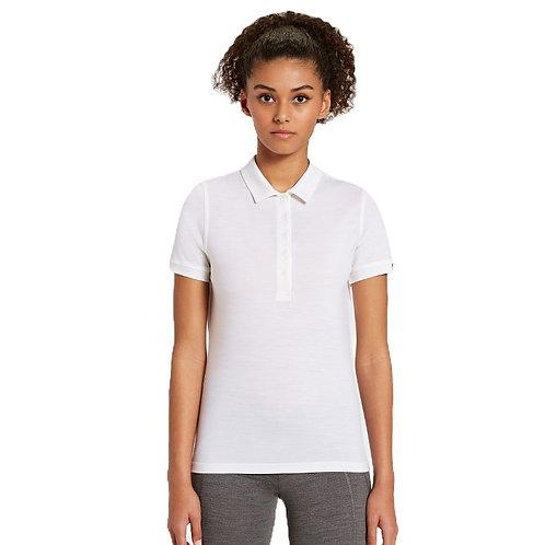 Merino Damen Polo Shirt Mirth 190g ReWOOLution