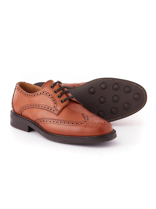 "Dubarry of Ireland Rahmengenähter Herren Schuh ""Derry Goodyear Brogue"""