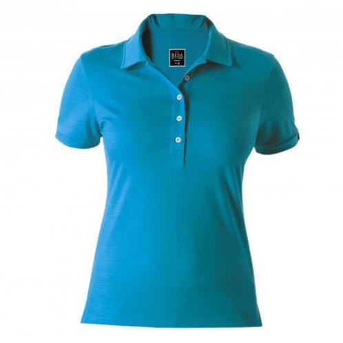 "Merino Polo Shirt Damen ""Mirth"""