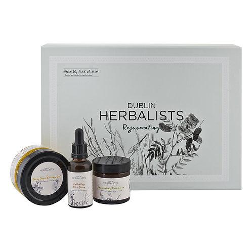 """Botanical Serum, Creme und Cleanser """"Herbal Garden"""""""