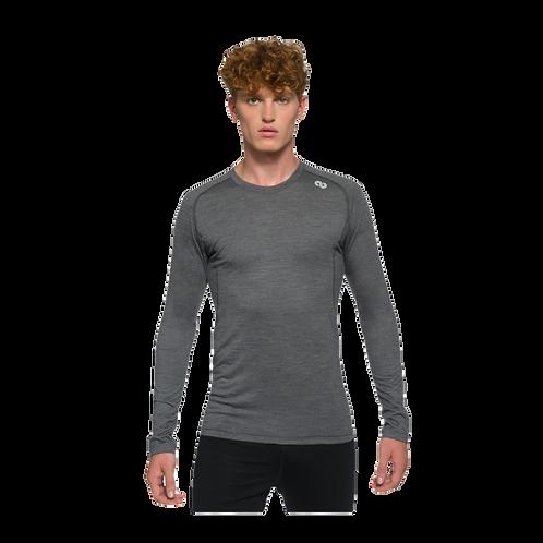 Tommy -  Merino Jersey Herren  Langarm Shirt