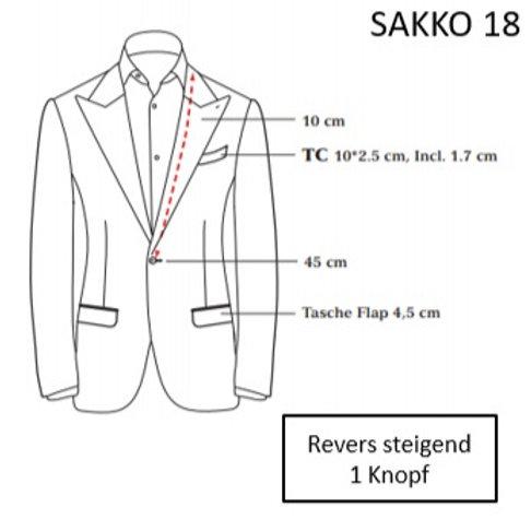 Sakkoform 18
