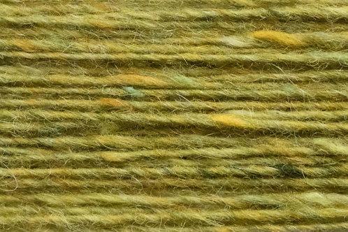 Merino und Baby-Mohair Wolle Irische Strickwolle Wollgarn Avocado
