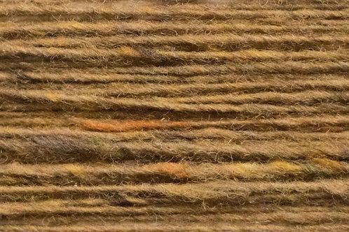 100% Irische Merinowolle Softe Strickwolle Rost Orange