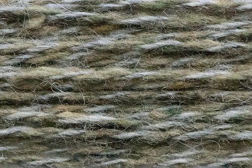 Alpaka Soft Donegal Tweed Strickwolle Old Meadow (Wiesengrün)