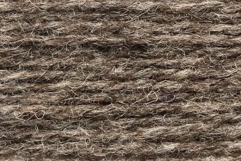 Irische Strickwolle Irish Pagan Wolle Braun