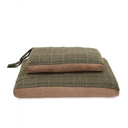 "Hunde Bett / Kissen Tweed ""Hunt"""