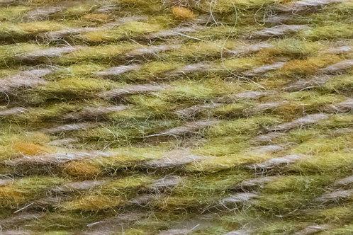 Alpaka Soft Donegal Tweed Strickwolle  Meadow (Wiesengrün)