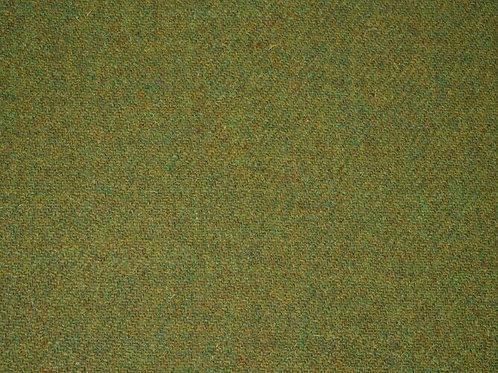 """Original Harris Tweed Meterware """"Moss Meadow"""" warm grün/gelb"""