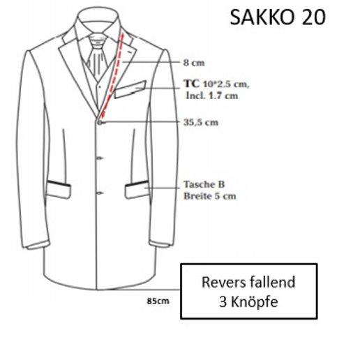 Sakkoform 20
